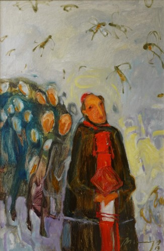 PROCESSION WITH ANGELS